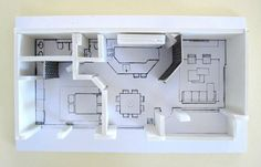 Condo Interior Design model in Savannah by Wenya Zhou - Google zoeken