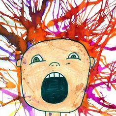 Scream Art Project