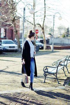 Jestem Kasia / Casual ootd- triple inside bag //  #Fashion, #FashionBlog, #FashionBlogger, #Ootd, #OutfitOfTheDay, #Style