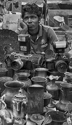 ♥ Aladin's Camera Genie - Glenn Capers