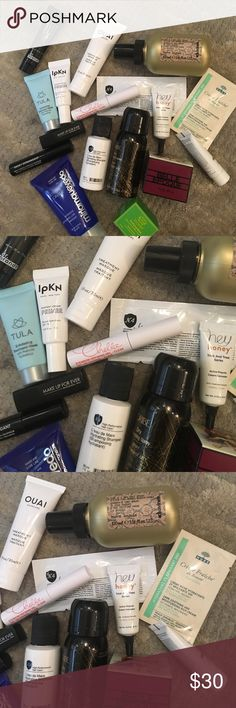 Beauty bundle Never opened, never used beauty products from Space NK. Message me for info. Too much to describe! Space NK Makeup