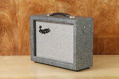 Vintage 1965 Supro Reverberation Unit