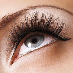 How to get a big lash look