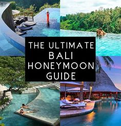 The Ultimate Bali Honeymoon Guide – JetsetChristina