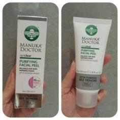 Manuka Doctor ApiClear Purifying Facial Peel