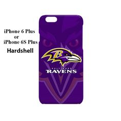 Baltimore Ravens iPhone 6/6s Plus Case