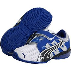 I wanna get these for my boys! Puma Kids - Voltaic 3 V (Infant/Toddler/Youth)