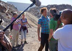 Alberto Stegeman redt de vakantie van Ed en Elly, in Syrië. (seizoen 12)
