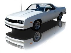 22 best el camino stuff images on pinterest el camino chevy 1987 El Camino Super Sport 1985 chevrolet el camino choo choo 305 v8 car pictures make it a 86