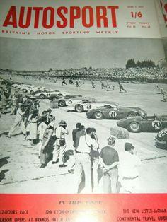 1957 SEBRING 12 HOURS JEAN BEHRA JUAN FANGIO MASERATI 450S MIKE HAWTHORN MOSS