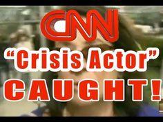 CAUGHT! CNNc CIA Crisis Actor At Boston Marathon & Suspect Shootout