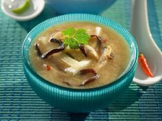 Tonkin Soup, Chinese recipes from the Worldwide Gourmet Chinese Food, Chinese Recipes, Creative Food, Thai Red Curry, Pudding, Cooking, Ethnic Recipes, Desserts, Gilles
