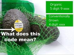 Did You know that Fruit Labels Give You Useful Information