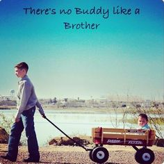 Big brother, little brother