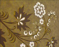 Hannah Nunn: Lighting up the Russian Tea Room | detail of a lamp shade by Hannah Nunn