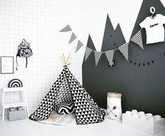 mommo design: MOUNTAINS DECOR
