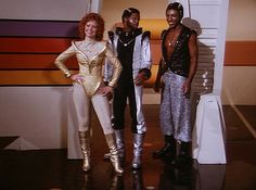 Nancy Frangione and others guest star on Buck Rogers In The 25th Century