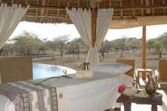 Severin Safari Camp -- Spa Tent -- Luxury Safari Camp in Kenya