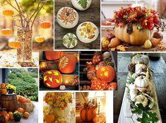 Inšpirácie na jesenné dekorácie / ZakaRya » SAShE.sk - slovenský handmade dizajn