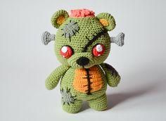 http://www.ravelry.com/patterns/library/frankie-zombie-bear