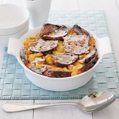 Bread and butter pudding | Healthy Food Guide