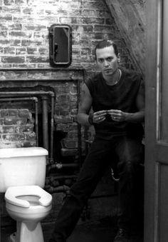 Johnny Depp - Photoshoot 2001
