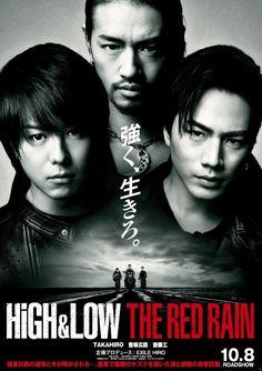 HIGH&LOW: The Red Rain/Takahiro, Hiroomi Tosaka