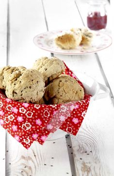 Havermoutbroodjes Blondie Brownies, Blondies, Muffin, Cupcakes, Pasta, Homemade Food, Breakfast, Breads, Desserts