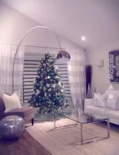 Handmade Pillows, Decorative Pillows, Happy Holidays, Christmas Tree, Holiday Decor, Check, Home Decor, Decorative Throw Pillows, Teal Christmas Tree