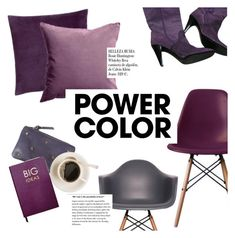 Designer Clothes, Shoes & Bags for Women Love Chair, Classic Interior, Better Love, Ladies Day, Eames, Stationery, Scrapbook, Retro, Purple