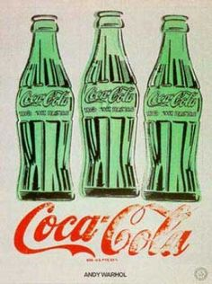 This is a classic drawing of the coca cola art it is a great vintage drawing and that is why i chose it-Adrian Villanueva