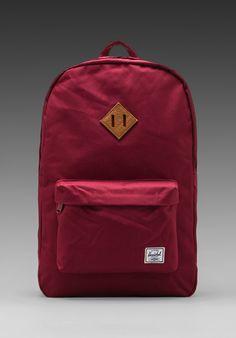0d3d4ce53bd Heritage Backpack, Herschel Backpack, Herschel Supply Co, Stylish Men,  Revolve Clothing,