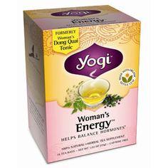 Great taste and excellent for balancing women's horomones