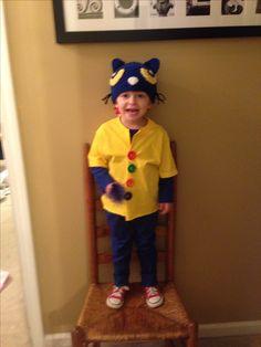 free pete the cat costume