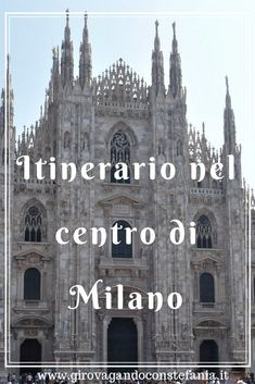 Best Holiday Destinations In Italy For Couples Cool Places To Visit, Places To Travel, Places Around The World, Around The Worlds, Duomo Milano, Milan Travel, Best Holiday Destinations, Italy Holidays, Visit Italy