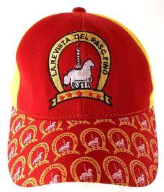 4fbeeac71b83d Larevista Del Paso Fino Horse Equine Equestrian Strapback Adjustable Cap Hat   Unbranded Vintage Man