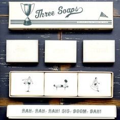 Sport Soap Set | Izola