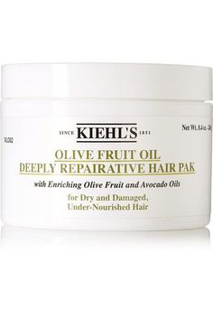 Kiehl's Since 1851 - Olive Fruit Oil Deeply Repairative Hair Pak, 240g - Colorless