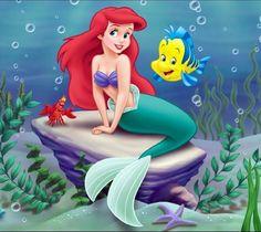 My Little Mermaid