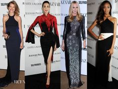 Harpers Bazaar Women Of The Year Awards Red Carpet Roundup