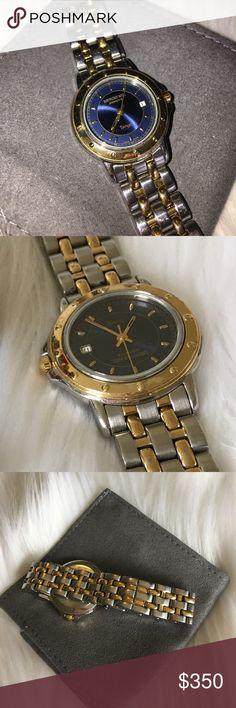 """Raymond Weil Tango 18k & stainless steel Raymond Weil Authentic """"Tango"""" Sapphire Crystal 18k & stainless steel. Swiss Made ❌No Trade / low balling❌ reasonable offers only❣️💖 Raymond Weil Accessories Watches"""