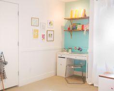 Olivia's Big Girl Room - Project Nursery