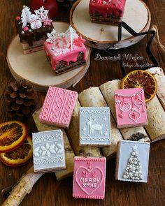 Sugar Art, Merry Xmas, Breakfast, Tokyo, Food, Decor, Morning Coffee, Decoration, Tokyo Japan