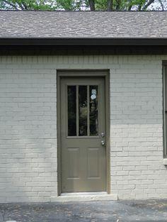 1000 Ideas About Brick Ranch Houses On Pinterest Brick