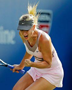 #passion. Maria Sharapova.