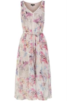 Warehouse Geo Floral Dress, £55
