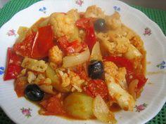 5 Recetas Vegetarianas de Portugal