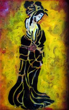 Anna-Amini-peintre-01 expose à l'espo Bailar Tango avec la galerienumero1.com
