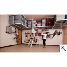 -Strong Racks 20 Piece Garage Organization Package