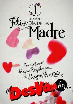 Felicidades Madre¡!
